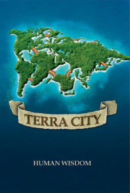 Terra City book - Opening Edition